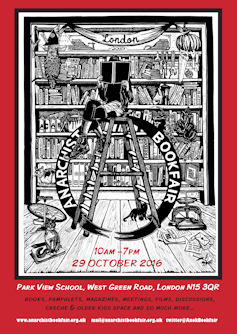 anarchist bookfair 2015 poster